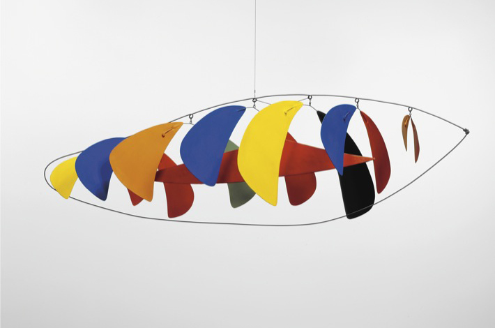Alexander Calder: Theater of encounters