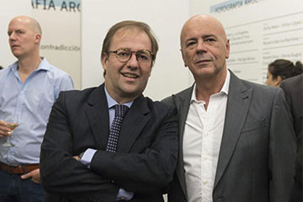 Guillermo Alonso, Jorge Telerman
