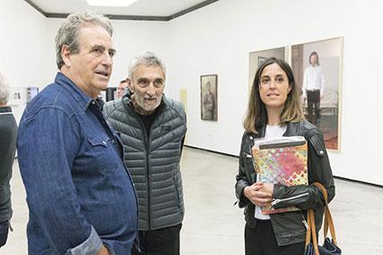 Héctor Puppo, Luis Pazos, Idurre Alonso