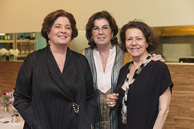 Adriana Rosenberg, Graciela Rosenberg, Mini Zuccheri