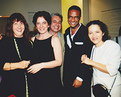 Susanna Singer, Adriana Rosenberg, Juan José Cambre, Steve Henry, Victoria Verlichak