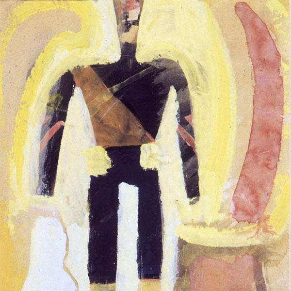 Mario Sironi - El trabajo y el Arte