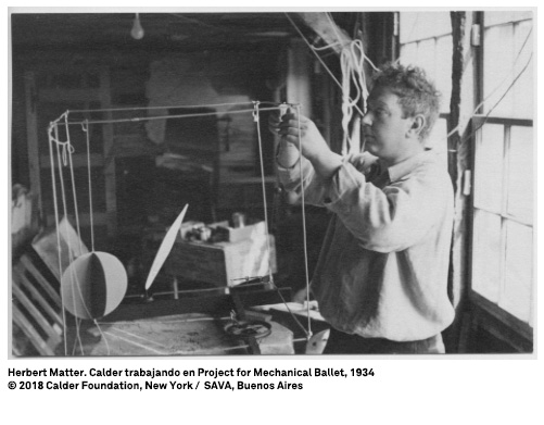 Alexander Calder: Theater of encounters