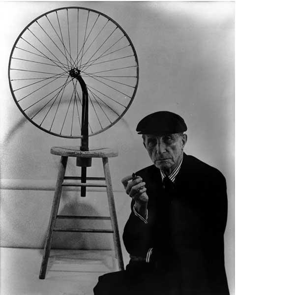 Marcel Duchamp: Una obra que no es una obra de arte