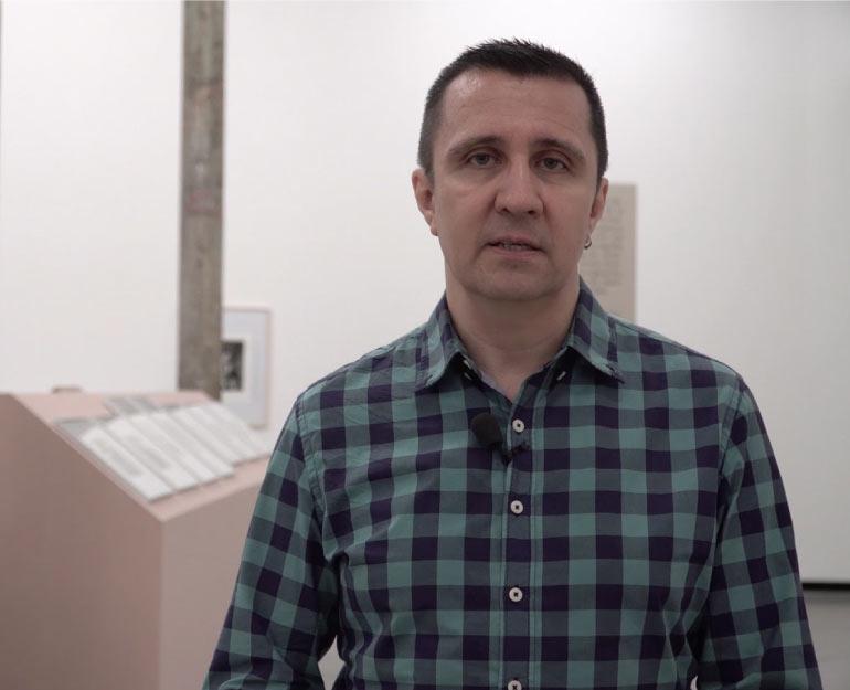 Sala 2. Rodrigo Alonso