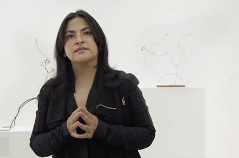 Sala 1. Sandra Antelo Suarez