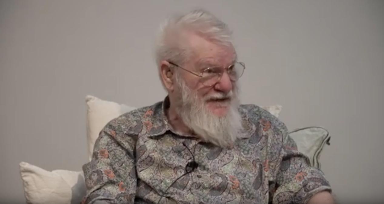 Entrevista pública a Dan Graham