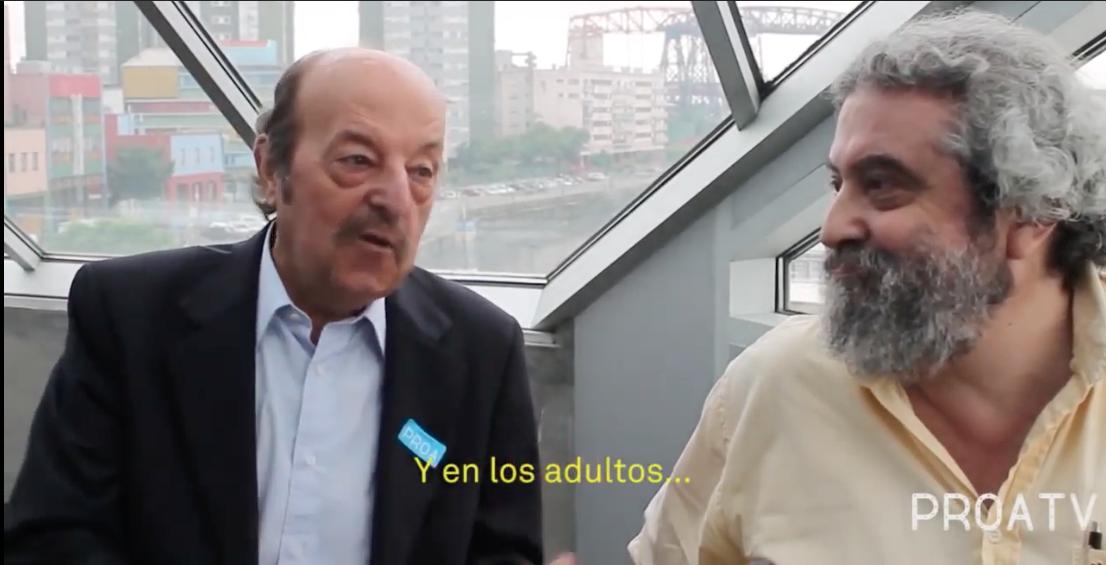 Julio Bárbaro y Luis Chitarroni sobre la exposición Ron Mueck