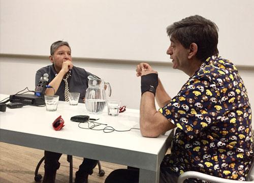 Daniel Link sobre Argentinos de París. En diálogo con Diego Rojas