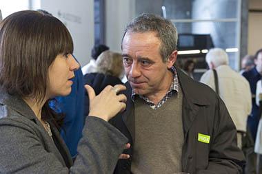 Cecilia Jaime, José Fernández Vega