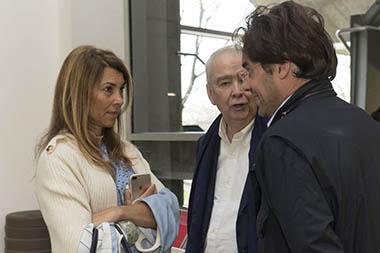 Adriana Rocca, Carlos Franck, Lodovico Rocca