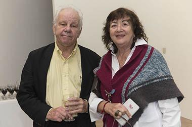 Emilio Basaldúa, Diana Saiegh