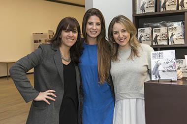 Cecilia Jaime, Manuela Otero, Cintia Mezza