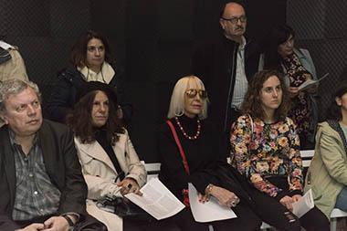 Alicia Herrero, Marta Minujín, Luis Fernandez Moreno