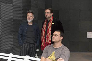 Daniel Krull, Carlos Ferrera Garcia (Eidotech)