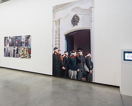 Sala 2.  Contrafilé - Viva Laura Perez