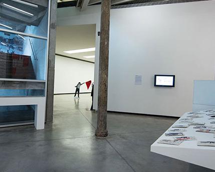 Sala 2.  Proyectos Colectivos de Clemente Padin