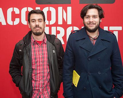 Juan Pablo Torrealba Bravo y Diego Eduardo Parra Donoso