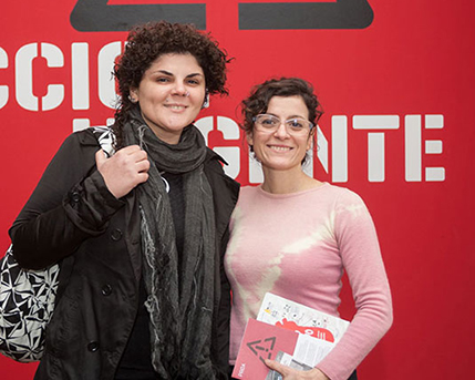 Gala y Mercedes Longo Brea