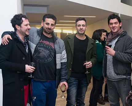 Federico Zukerfeld y amigos