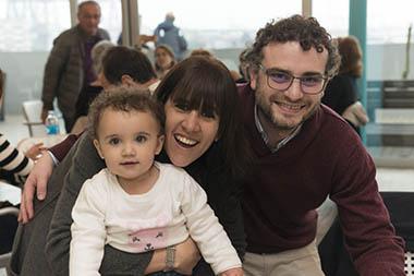 Sofía, Cecilia Jaime, Juan Cruz Andrada