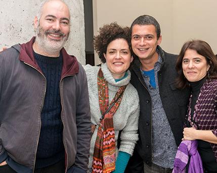 Daniel Bastos Toledo, Cecilia Rabossi