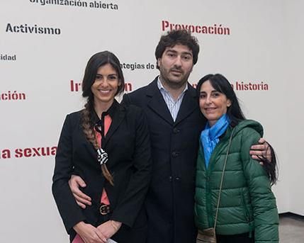Nahuel Ortiz Vidal, Laura BatkisLaura Batkis