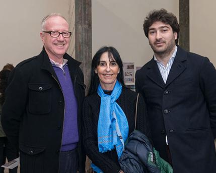 Mauro Herlitzka , Laura Batkis, Nahuel Ortiz Vidal