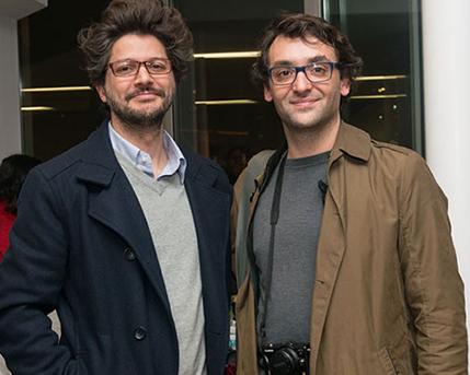 Carlos Díaz, Leandro Tartaglia