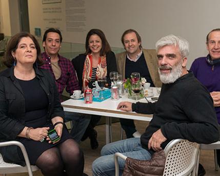 Adriana Rosenberg, Federico Alonso, Victoria Dotti, Guillermo Alonso, Sergio Baur, Santiago Bengolea