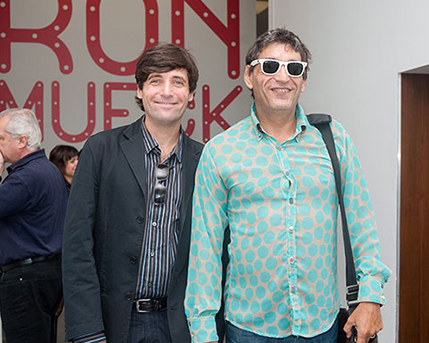 Sebastián Freire, Daniel Link