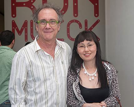 Marcos Zimmermann, Emiko Kashikura