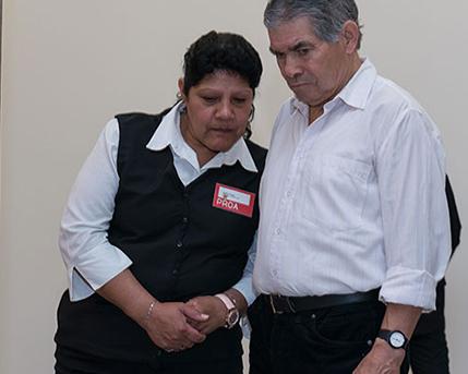 Esther Oviedo, Mario Gustavo Cambel