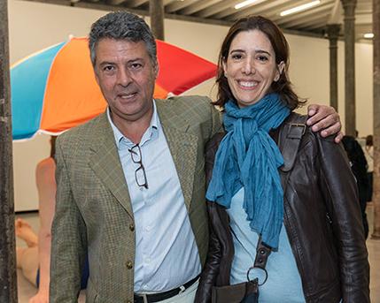 Juan Pablo Correa, María Inés Viturro
