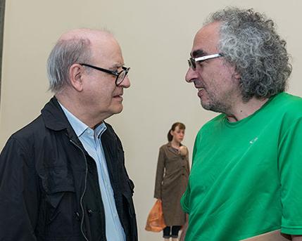 Quino y Miguel Rep