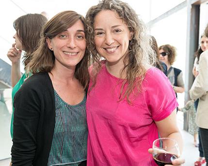Ana Schwartzman y Cintia Mezza