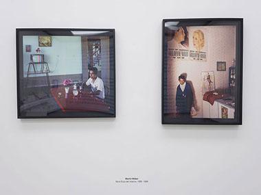 Sala 1. Martín Weber, Serie Ecos del Interior, 1996 - 1999