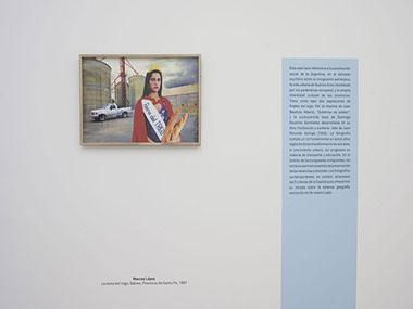 Sala 1. Marcos López, La reina del trigo. Gálvez, Provincia de Santa Fe, 1997