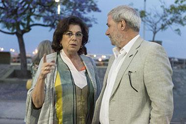 Graciela Rosenberg y Alejandro Katz