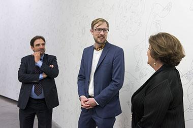 Daniel Krull, Harald Herrmann, Adriana Rosenberg