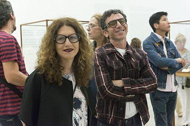 Gabriela y Marcelo Setton