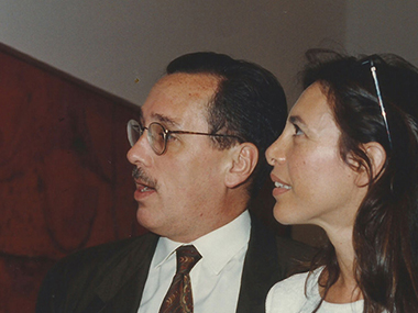 German Carvajal, Claudia Boatti