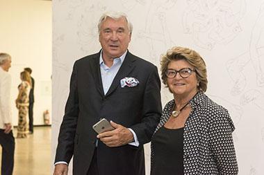 Marcos Peccori, Carla Bossi