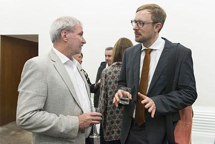 Alejandro Katz, Harald Hermann