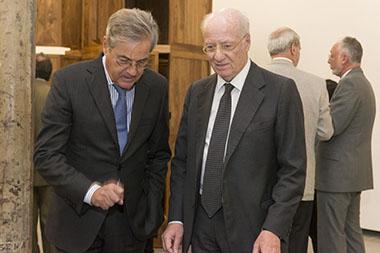 Luis Alberto Erize, Paolo Rocca