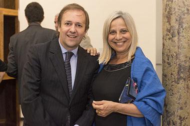Guillermo Alonso, Marina Pellegrini