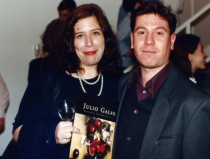 Alejandra Britos y Gustavo Garat