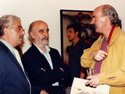 Mario Gurfein, Alejandro Puente
