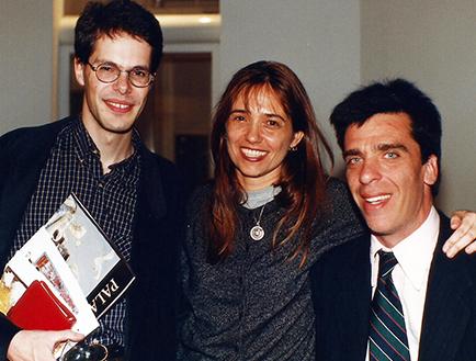 Gabriel Pérez Barreiro, Alejandra Paidilla, Santiago Bengolea
