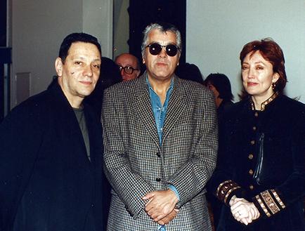 Renato Rita, Facundo Cabral, Sheila Cremaschi